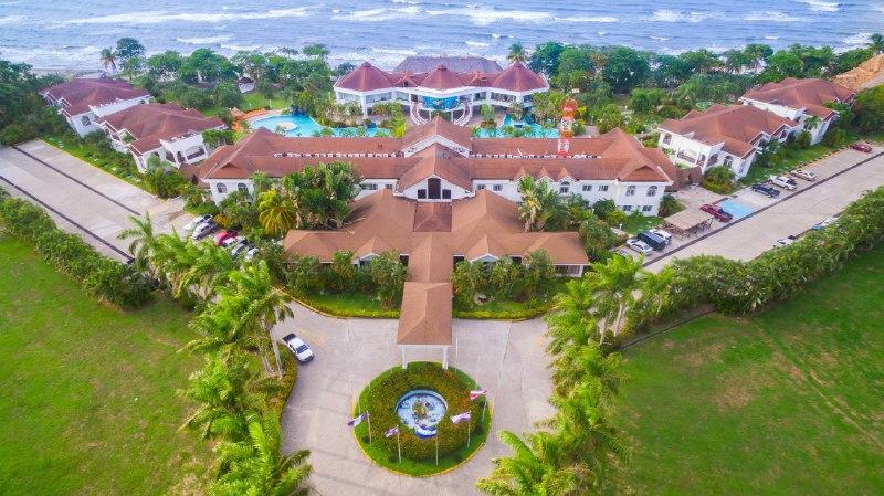 Hotel Palma Real un espacio paradisiaco en La Ceiba