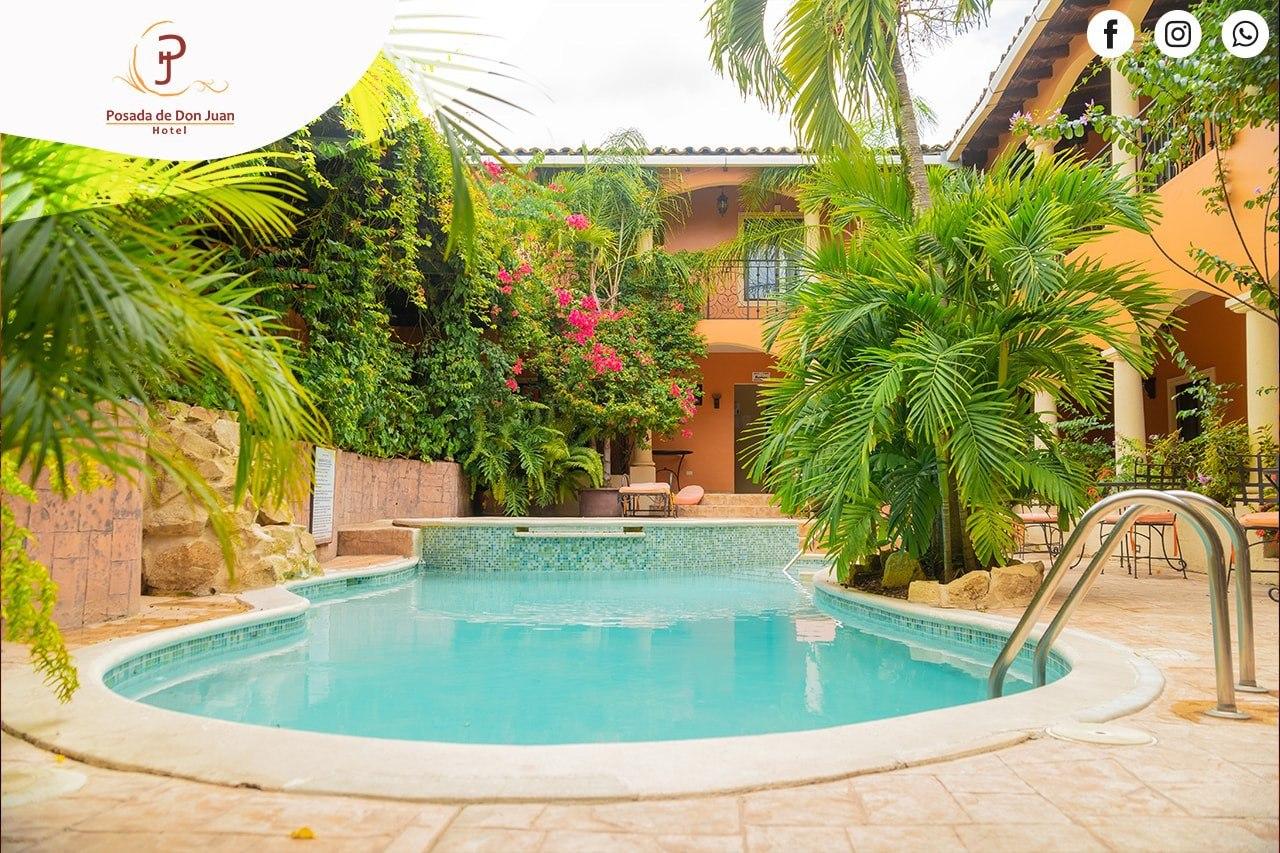 Hotel Posada de Don Juan un lugar para descansar en Gracias