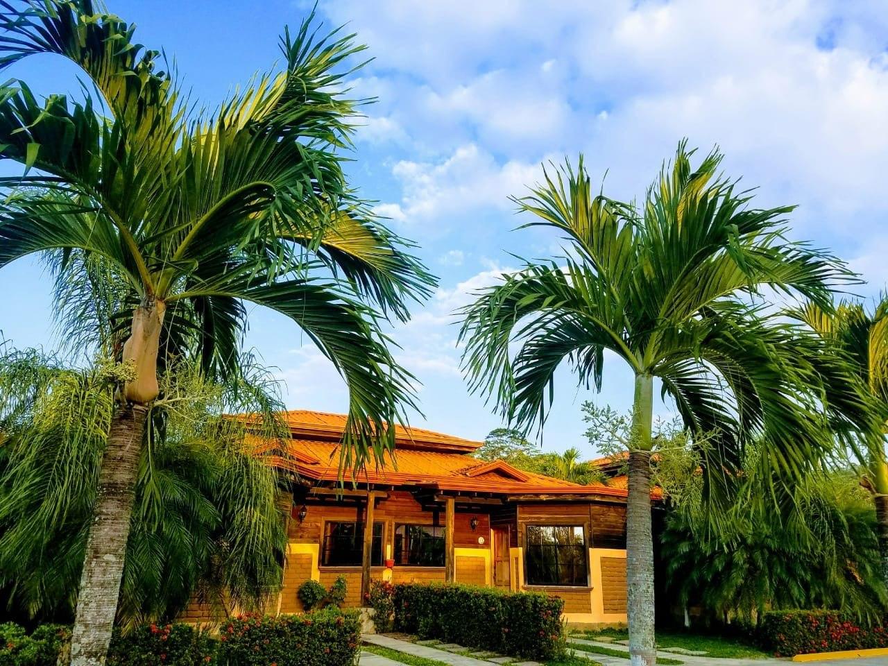 Hotel Villa Terra Bella en la bella ciudad de Tela