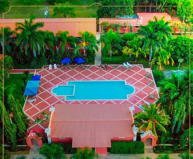 Hotel Santa María de Comayagua relajante hospedaje