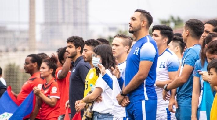 Honduras participará en el mundial de fútbol semiprofesional en Taiwán