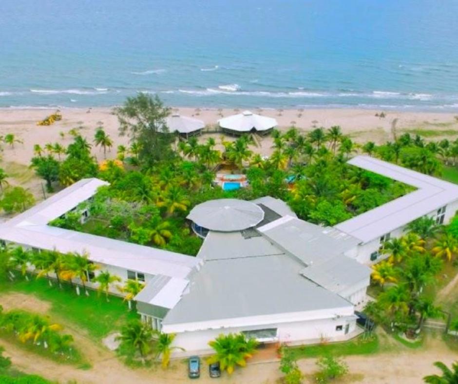 Hotel Costa Azul Faro en el maravilloso Puerto Cortés