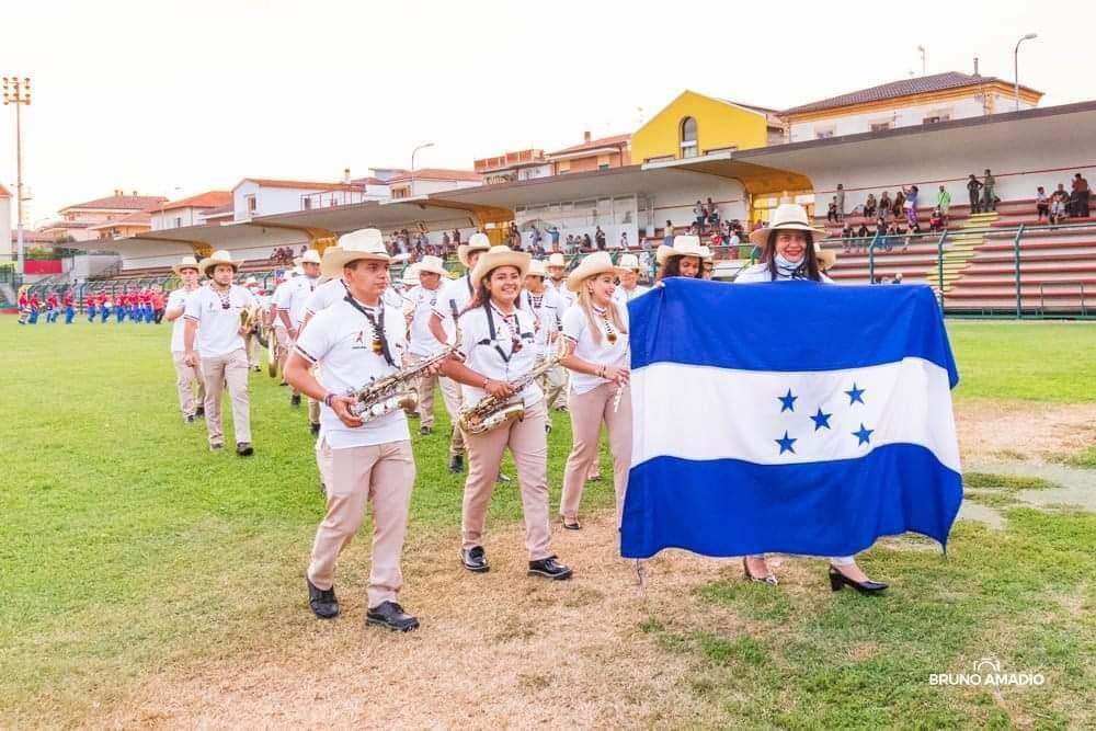 Banda Chorotegas Latin Band gana primer lugar en Costa Rica