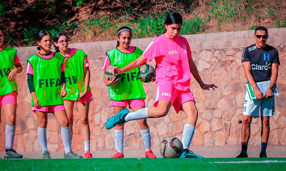 Anuncian convocatoria de la Selección de Honduras Femenil Sub-17